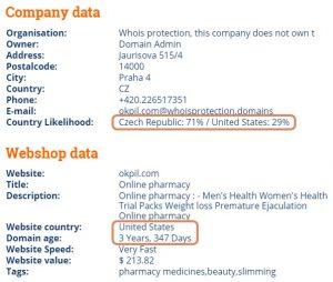 OkPil com Reviews - Fake Promises - Safeguard Your Health