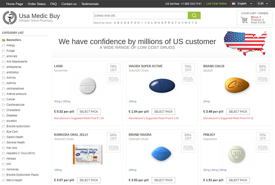 UsaMedicBuy com Reviews - Very New Pharmacy - Safeguard Your