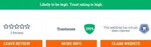high rating