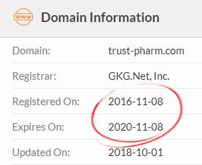 registered on 2016-11-08