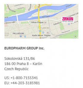 Europharm group Inc.