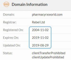 registered on 2004-11-02