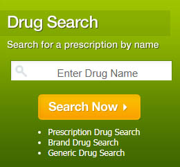 search for a prescription by name