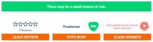 60% of trust