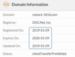 registered on 2019-01-09