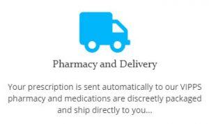 prescription is sent automatically