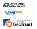 US postal service, EMS