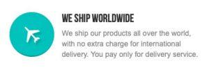 they ship worldwide