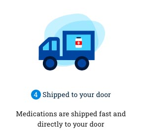 shipped to your door