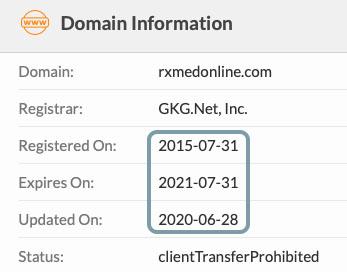 registered in 2015