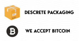 they accept bitcoin
