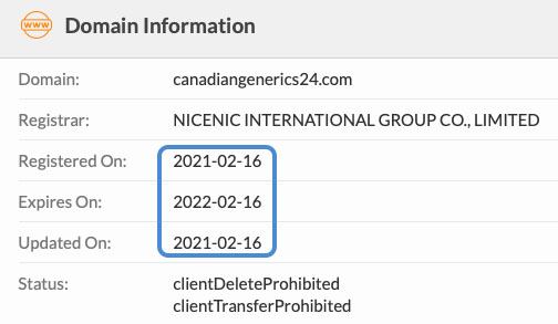 registered in 2021